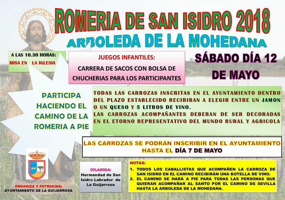 Romería San Isidro 2018
