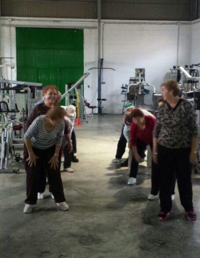 Deporte para personas mayores