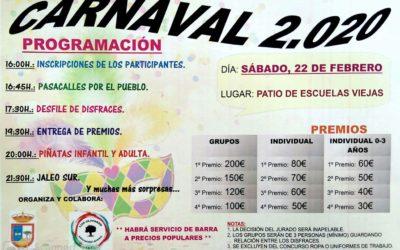 Carnaval 2020 La Guijarrosa